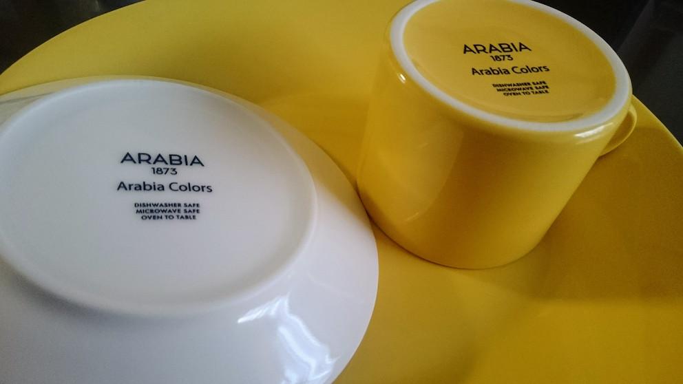 アラビアカラーズAbabia Colors
